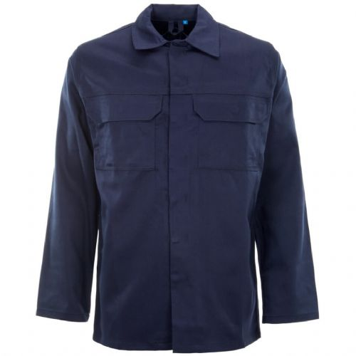 Supertouch Weld-Tex Navy Flame Retardant Jacket